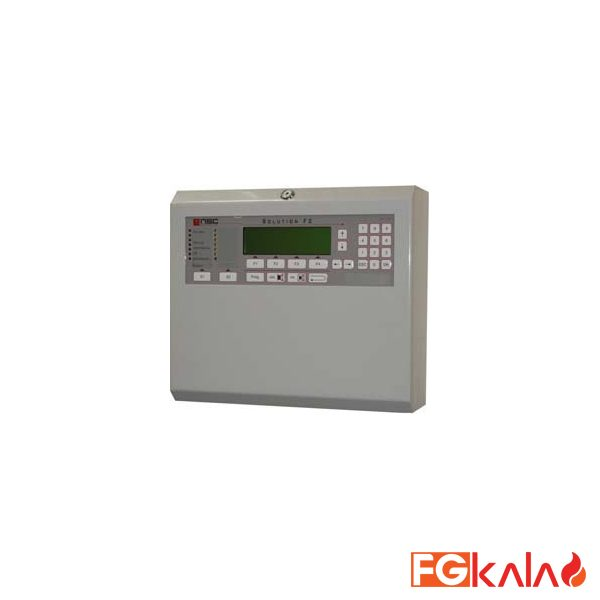 LFS Brand Addressable Fire Control Panel Model Solution F2 LS1070-00 incl. one Loop Module