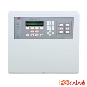 LFS Brand Fire Control Panel Solution F1-18 LS1060-00 Standard configuration for 2-18 loops and max