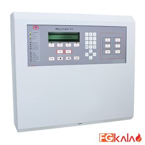 LFS Brand Fire Control Panel Solution F1-6 Standard configuration for 2-6 loops and max
