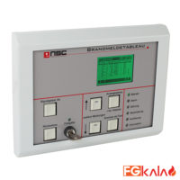 LFS brand Remote-Control Panel with graphics LC module and RS485 interface model LS1520-01