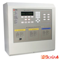 NSC Brand Addressable Fire Alarm Control Panel Model Solution F1