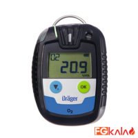 Drager Brand Single-Gas Detection Device Model Pac 6500 O2