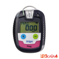 Drager Brand Single-Gas Detection Device Model Pac 8000 Phsg