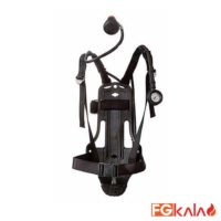 Drager Brand breathing apparatus Model PA 91 Plus