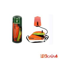 Drager Brand emergency escape breathing devices Model Saver CF15