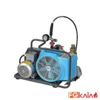 Drager Brand portable Breathing air compressor Model Bauer Oceanus
