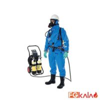 Drager Brand protective clothing model CPS 7800