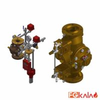 Drager Brand fire protection deluge valves