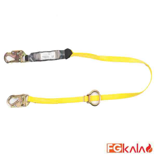 MSA Brand Energy Absorbing Lanyard Model Workman