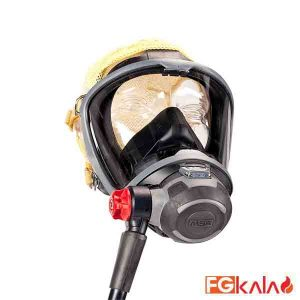 MSA Brand Full Face Mask Model G1 Facepiece