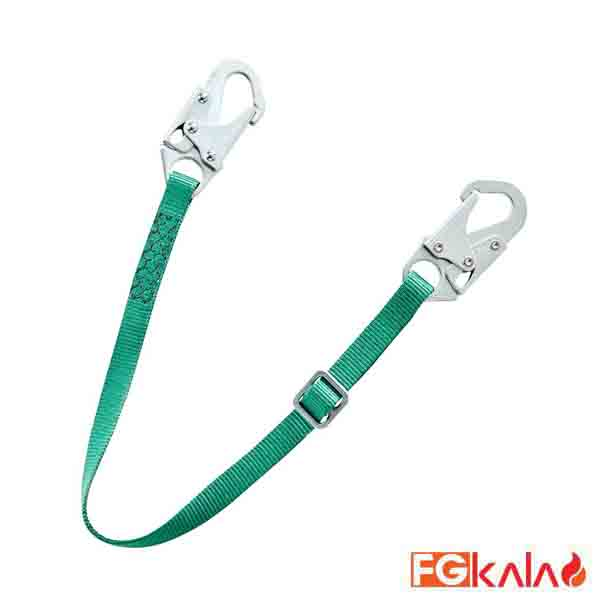 MSA Brand Lanyard Model V-Series Restraint