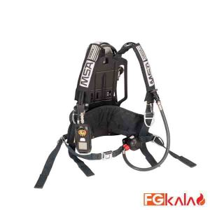 MSA Brand Self Contained Breathing Apparatus Model FireHawk M7XT