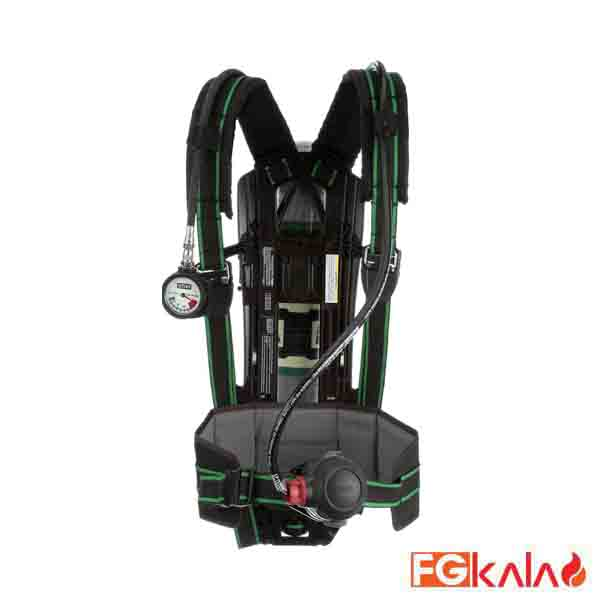 MSA Brand Self Contained Breathing Apparatus Model G1 Industrial