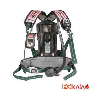 MSA Brand Self Contained Breathing Apparatus Model G1 No Pass