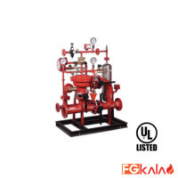 HD Fire Brand Integrated Deluge Skid DSK