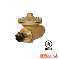 HD Fire Brand Positive Drain Actuator