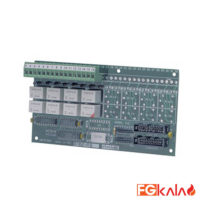 NotiFier Brand 8 channel output module Model SK-8R