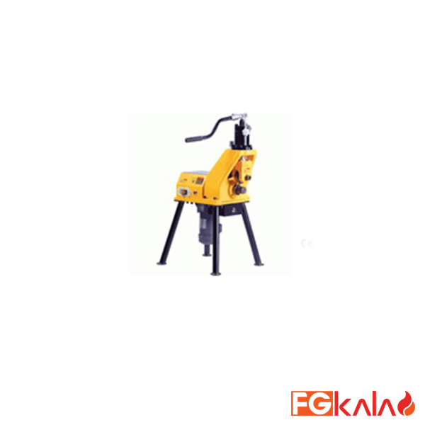 ABSfire Brand GROOVING MACHINES 220V 750W FOR PIPES from 1 to 4