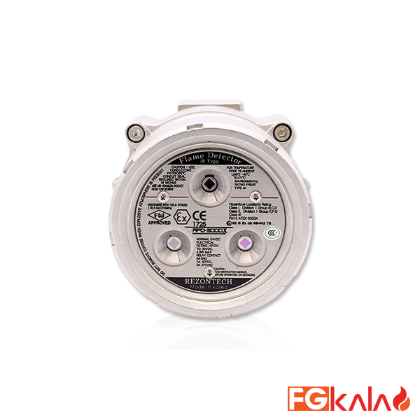 Rezontech Brand IR3 Flame Detector Model RFD-3000X photo2